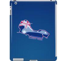 Melbourne F1 circuit iPad Case/Skin