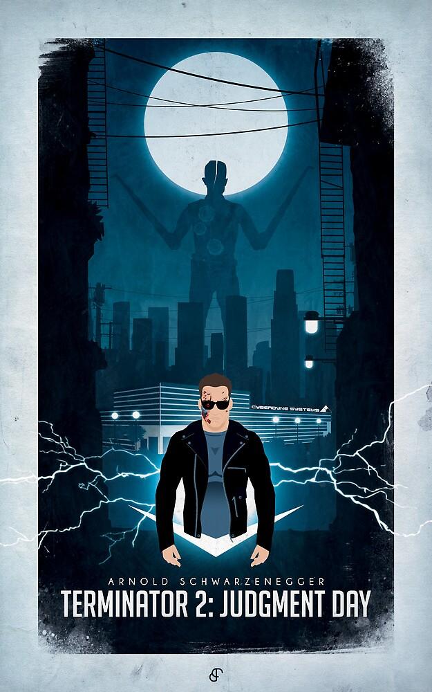 Terminator 2 / Hasta la vista baby! by BarbarianFact
