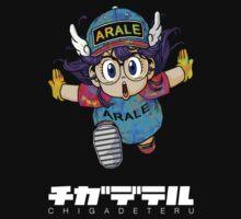 ARALE *FOIL*  by Chigadeteru