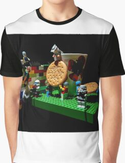 Teatime Robbers Graphic T-Shirt