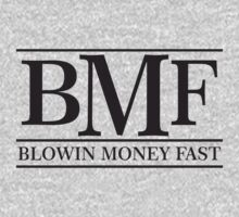 Blowin Money Fast by soclothing
