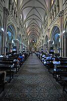 St Ignatius Cathedral, Shanghai.  by Ralph de Zilva