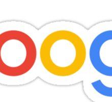 New Google Logo Sticker