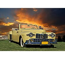 1947 Lincoln Continental Cabriolet Photographic Print