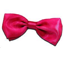 Pink Bowtie by FroggyDarren