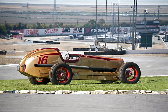 1937 Packard Custom Indy Converstion I by DaveKoontz