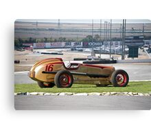 1937 Packard Custom Indy Converstion I Canvas Print