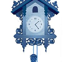 Cuckoo Clock by MidnightMermaid