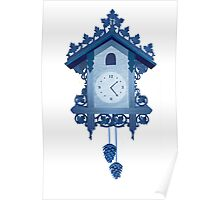Cuckoo Clock Poster