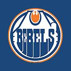 Edmonton Rebels by Antatomic