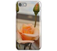 simple rose iPhone Case/Skin