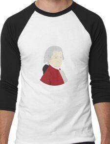 Decomposing - Mozart Men's Baseball ¾ T-Shirt
