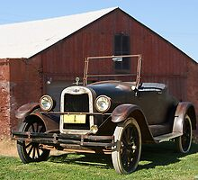 1925 Chevrolet Series K Roadster by DaveKoontz