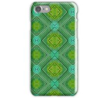 Textured Harlequin Pattern iPhone Case/Skin