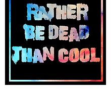 Rather be dead by Keelin  Small