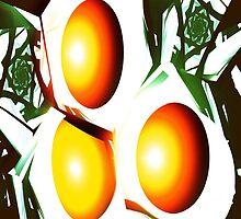 Eggs for Breakfast by Anastasiya Malakhova
