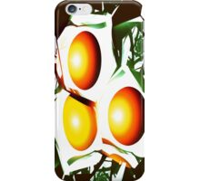 Eggs for Breakfast iPhone Case/Skin