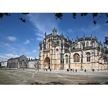 Batalha Monastery Photographic Print