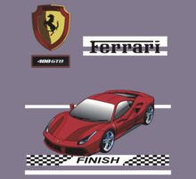 Ferrari 488 GTB I Kids Tee