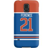 Oilers Andrew Ference Jersey Samsung Galaxy Case/Skin