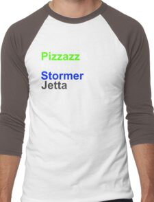 Misfits Jetset Men's Baseball ¾ T-Shirt