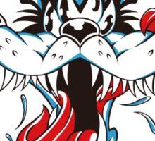 Big-Bad Cerberus  Sticker