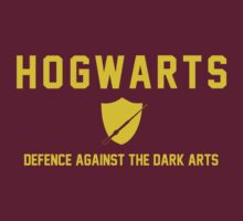 Hogwarts - Defence Against the Dark Arts by mlny87
