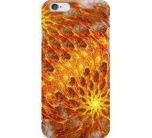 Fire and Flames iPhone Case/Skin