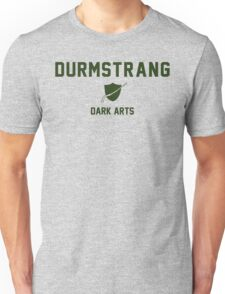 Durmstrang - Dark Arts - White Unisex T-Shirt