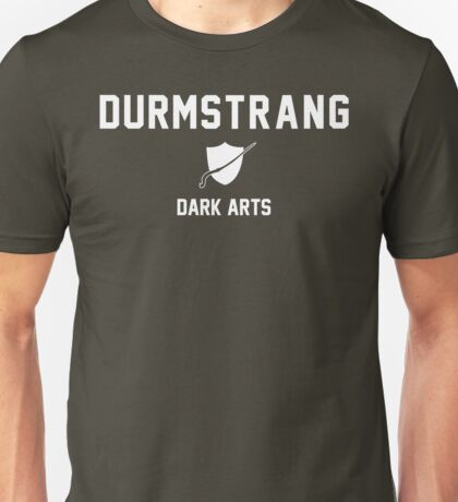 Durmstrang - Dark Arts - Green Unisex T-Shirt
