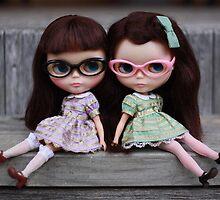 Twinsies by duchesstara