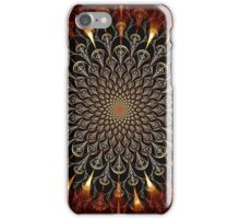 Fire Glyph iPhone Case/Skin