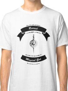 Madoka Magica Retired Magical Girl tee invert Classic T-Shirt