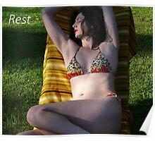 Rest - adv Poster