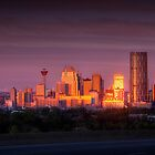 Calgary Dawn by Chad Kruger