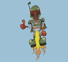 Boba Fett Kids Clothes