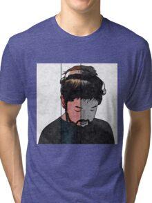 Nujabes Plain (Split) Tri-blend T-Shirt
