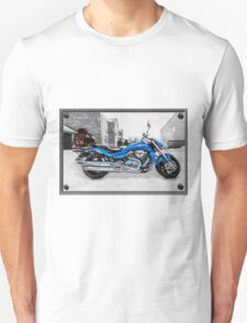 Ice Cool and Blue Unisex T-Shirt