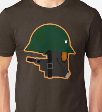 US Gas Mask Unisex T-Shirt