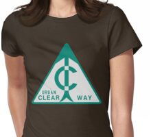 Urban Clear Way Womens Fitted T-Shirt