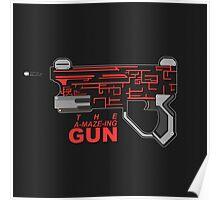 THE A-MAZE-ING GUN Poster