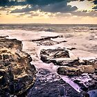 Misty :: Cronulla by Clinton Hadenham