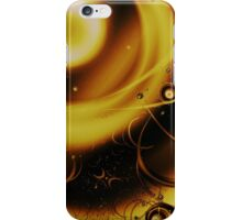Golden Halo iPhone Case/Skin