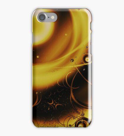 Golden Halo iPhone Case/Skin