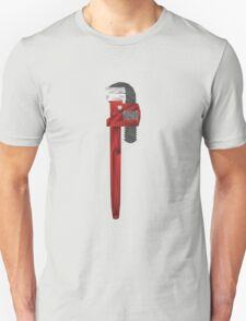 Abstract wrench Unisex T-Shirt