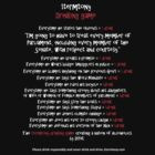 1termtony drinking game for black tshirts by cradox