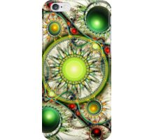Green Jewelry iPhone Case/Skin