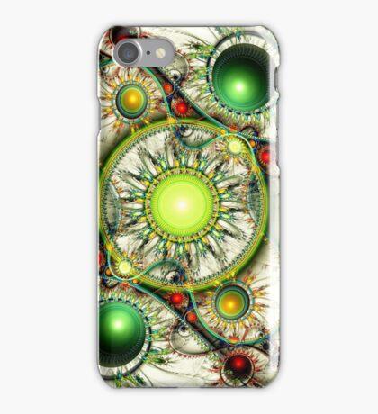 Green Jewelry iPhone Case/Skin