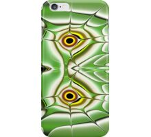 Green Owl iPhone Case/Skin