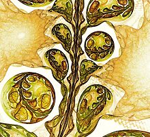 Green Plant by Anastasiya Malakhova